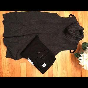 BELLDINI: Sleeveless Comfy Tunic Sweater!